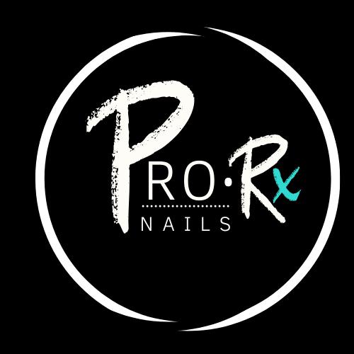 Pro RX Nails™ Logo